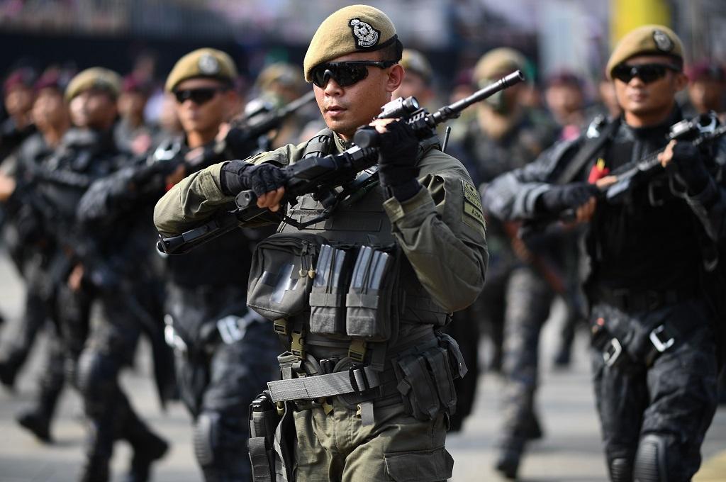Malaysia Tangkap Delapan Terduga Teroris