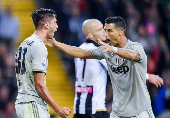 Ronaldo Cetak Gol Lagi, Juventus Belum Tersentuh