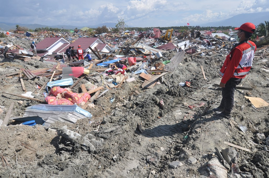 BMKG: Kewenangan Evakuasi di BNPB