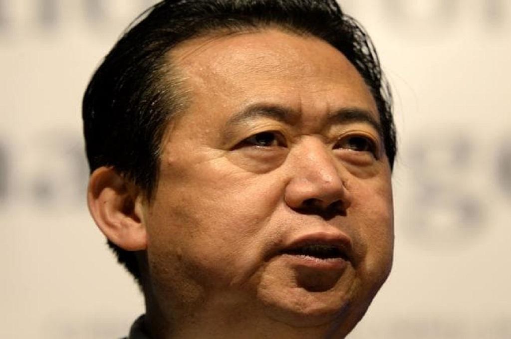 Interpol Desak Tiongkok Klarifikasi Status Meng Hongwei