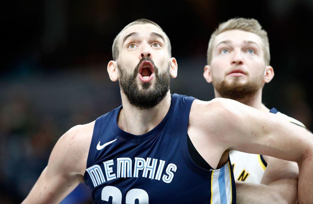 Grizzlies Tundukkan Pacers Berkat Pemain Jepang