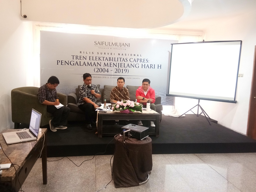 Kepemimpinan Jokowi Dinilai Lebih Matang Ketimbang Prabowo