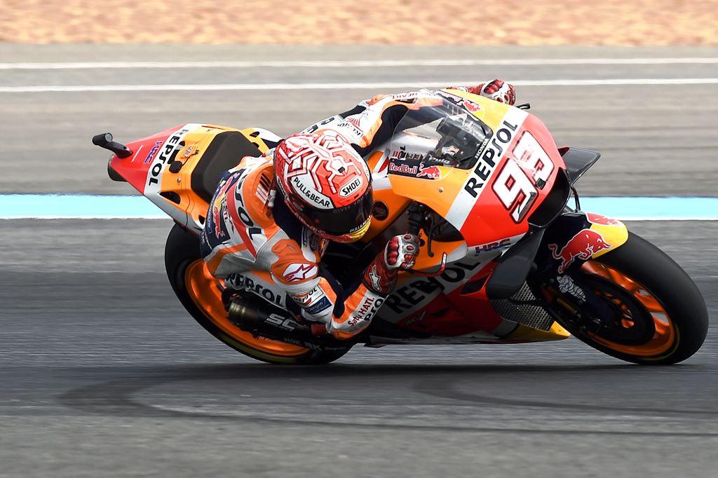 Tercepat di GP Thailand, Marquez Dekati Mahkota Juara MotoGP 2018