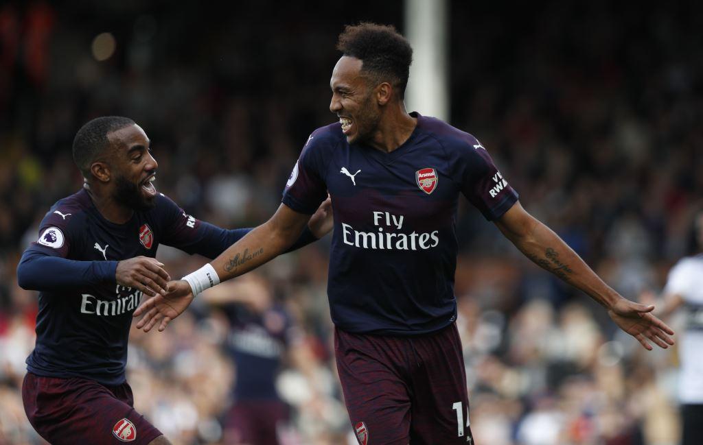 Perkasa di Markas Fulham, Arsenal Tembus Tiga Besar