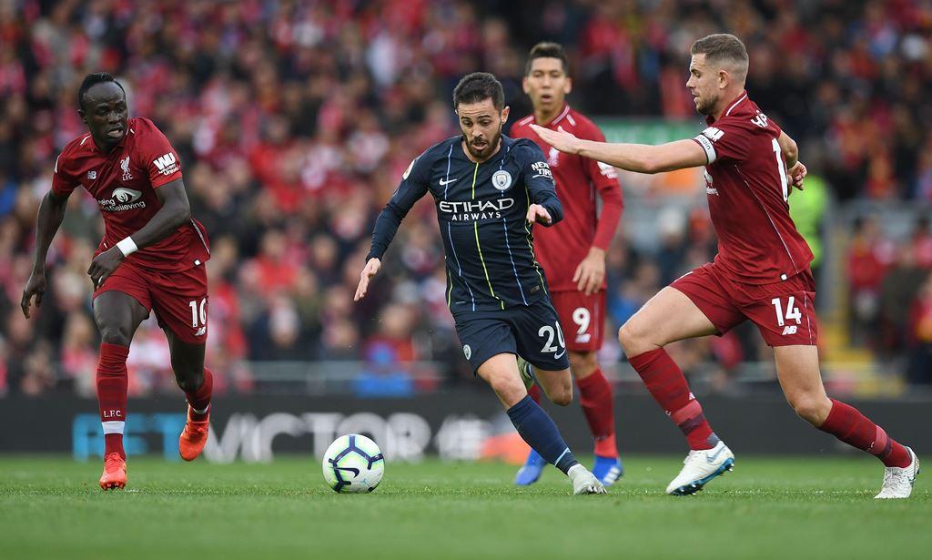 Liverpool Kontra City Masih Sama Kuat