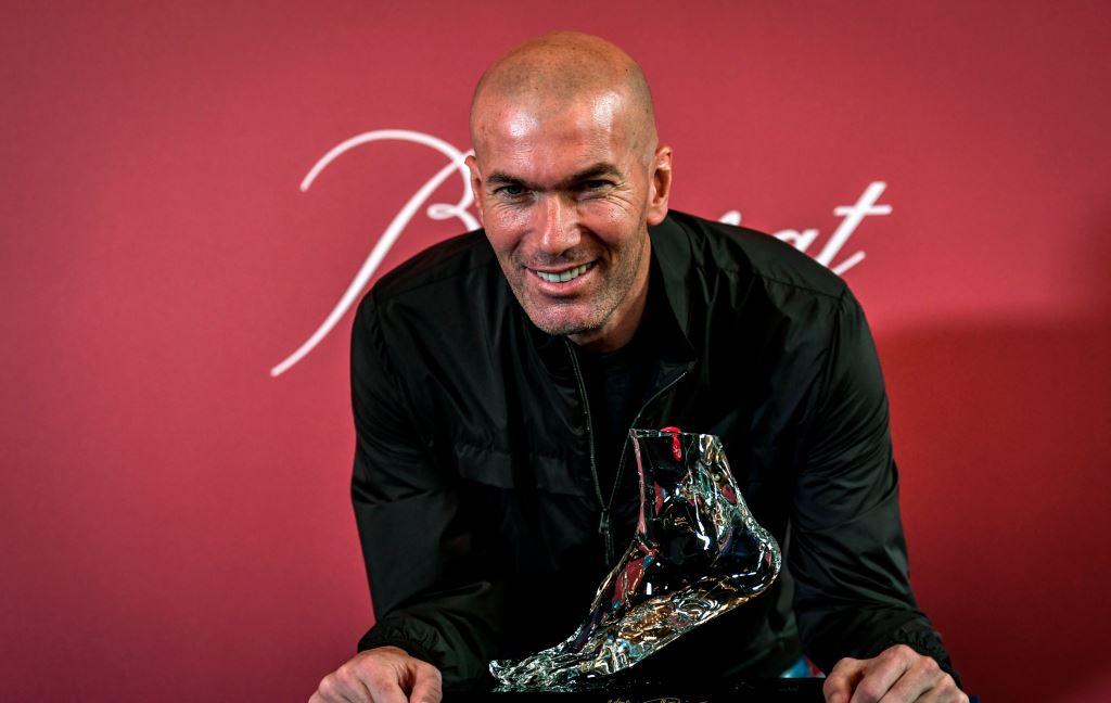 Zidane tidak Tertarik Berkarier di Liga Primer Inggris