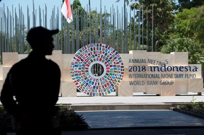 Tamu IMF-Bank Dunia Siap Galang Dana untuk Palu dan Lombok