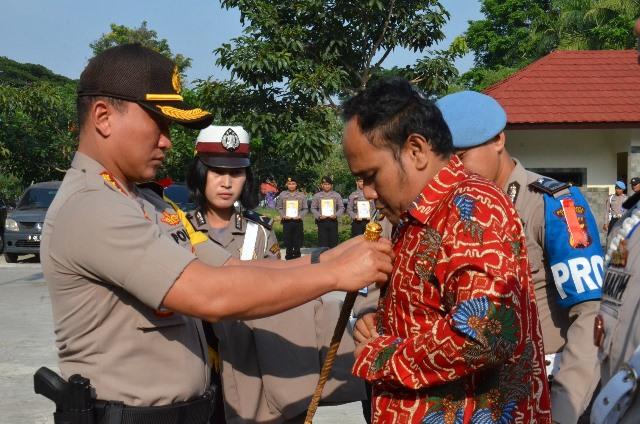 Enam Anggota Polresta Tangerang Diberhentikan