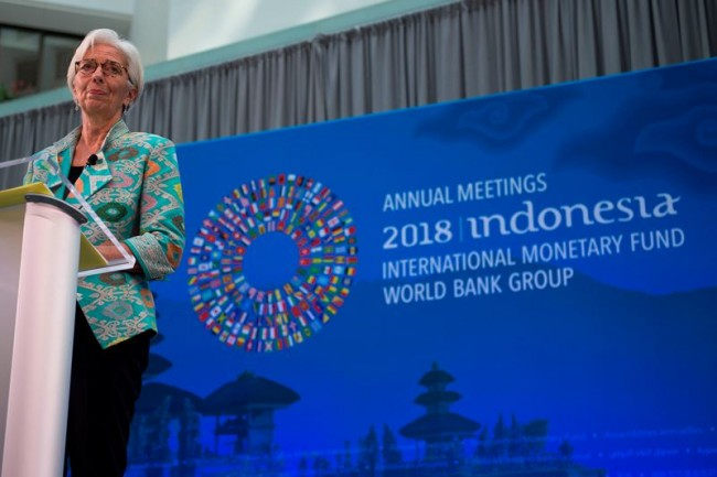 IMF to Donate Rp2 Billion for Quake Victims in Central Sulawesi, NTB