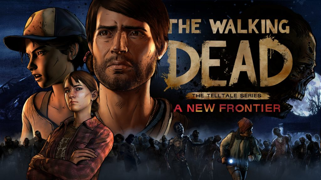 Telltale Tutup, Skybound Pegang Game The Walking Dead Terakhir