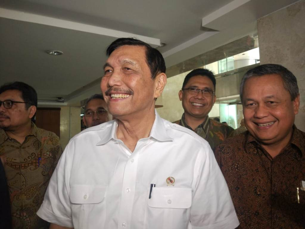 Indonesia Ready to Host IMF-World Bank Annual Meetings: Luhut