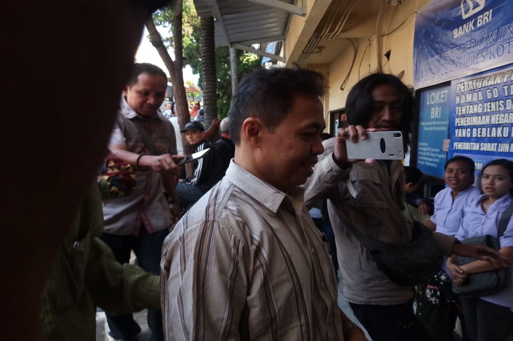 Nur Mahmudi Masih di Bawah Pengawasan Polisi