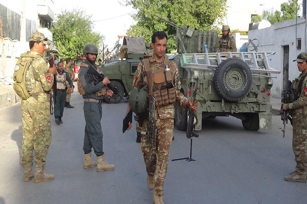 Taliban Bertekad Serang Aparat saat Pemilu Afghanistan