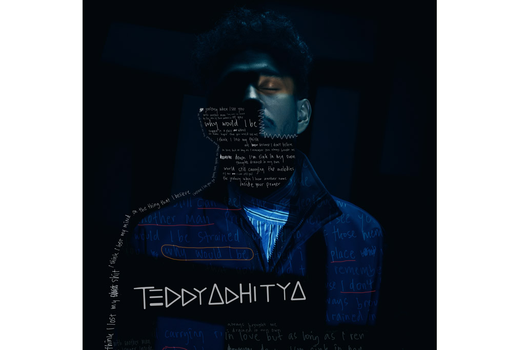 Teddy Adhitya Lepas Singel tentang Hidup Tanpa Khawatir Kenangan Masa Lalu