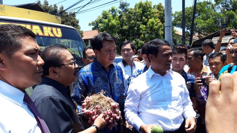 Petani Jatim Ekspor Mangga dan Bawang ke Malaysia dan Singapura