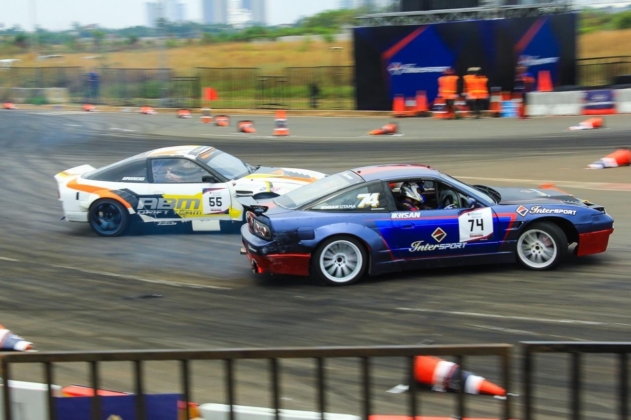 Amandio Rajai Intersport Battle Drift Seri-4 di Subang