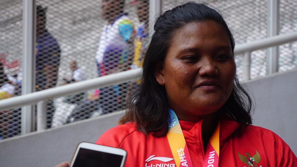 Asian Para Games: Raih Emas, Suparniyati Masih Kecewa