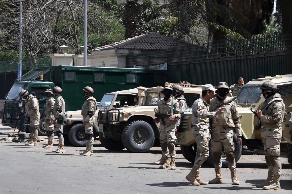 Pasukan Mesir Bunuh 52 Ekstremis di Sinai