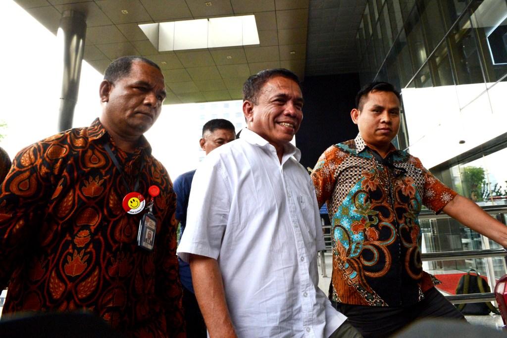 KPK Sita Rp4,3 Miliar dari Gubernur Aceh