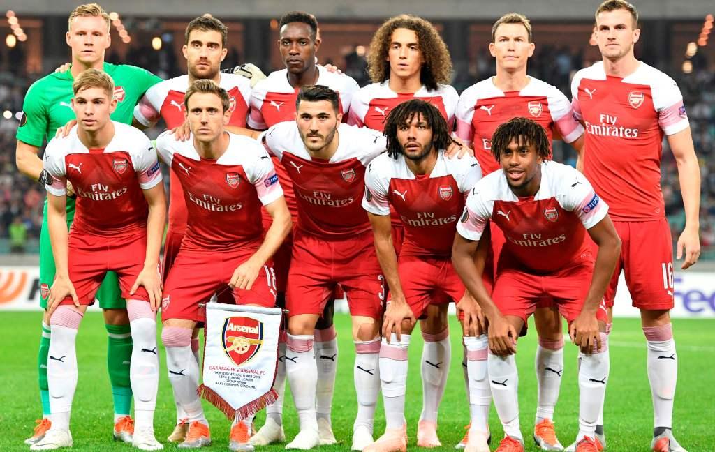Gandeng Adidas, Arsenal Dapat Untung 2 Kali Lipat