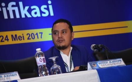 Ketua DPW NasDem Jawa Timur Mengundurkan Diri