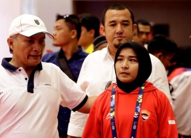 PSI Menyayangkan Miftahul Didiskualifikasi di Asian Para Games