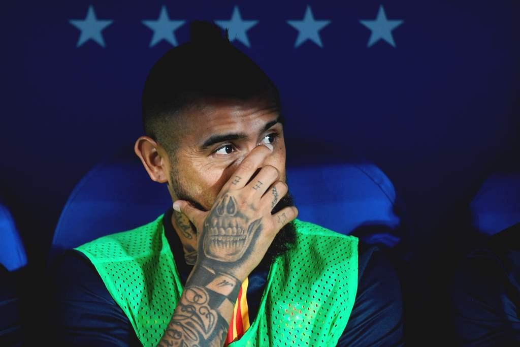 Vidal Kesal Sering Dicadangkan Valverde