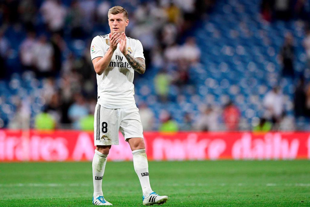 Kroos Kalem Meski Madrid Terpuruk