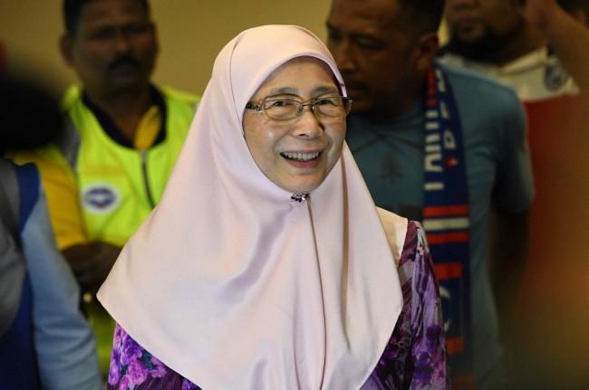 Presiden Terima Kunjungan Deputi PM Malaysia