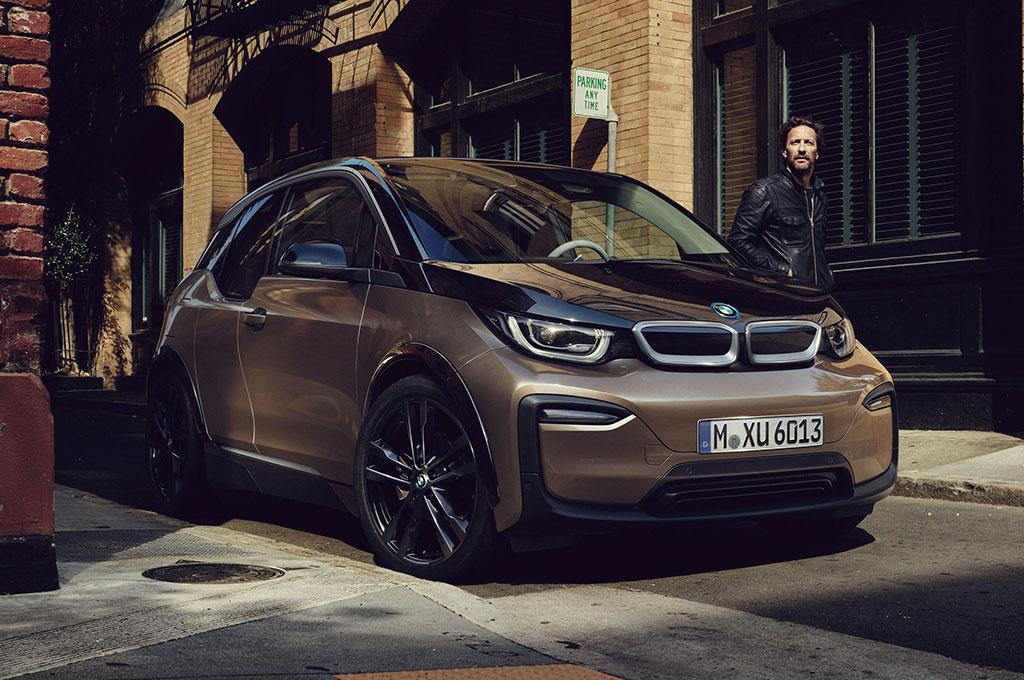 Jarak Tempuh New BMW i3 Tembus 246 kilometer