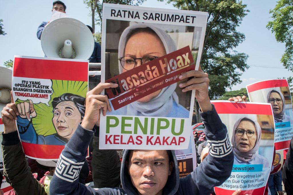 Kebohongan Ratna Sarumpaet Tragedi Demokrasi
