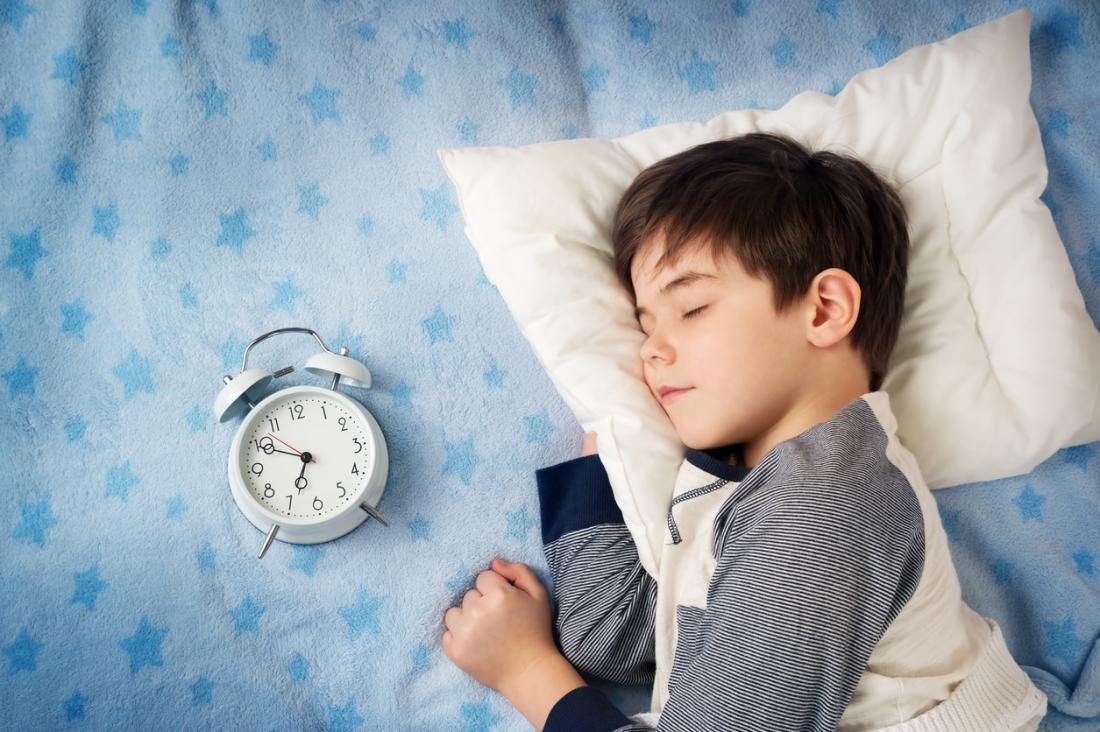 Lima Cara agar Anak Tidur Tepat Waktu