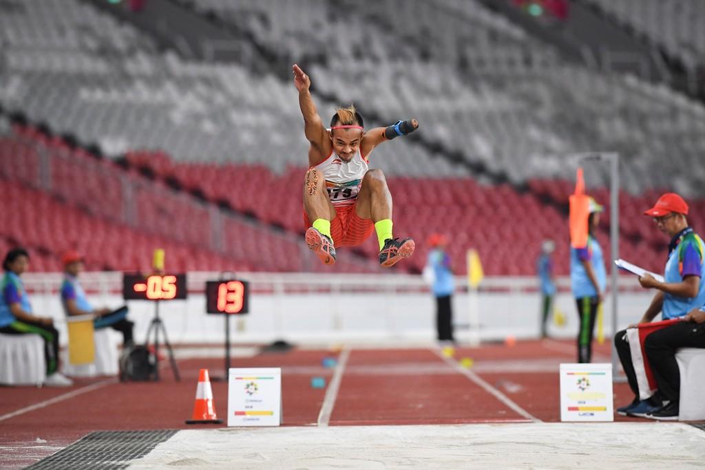Para Atletik Tambah Pundi Medali Indonesia