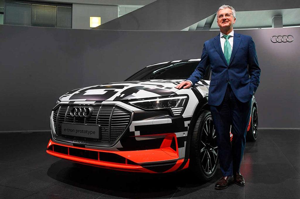 Rupert Stadler 'Angkat Kaki' dari Jabatan CEO Audi