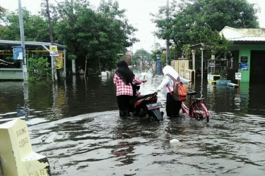 Sebelum Musim Hujan, Warga Sidoarjo Diminta Jaga Sungai