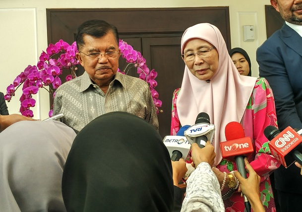 Malaysia Pinjamkan Hercules buat Sulteng