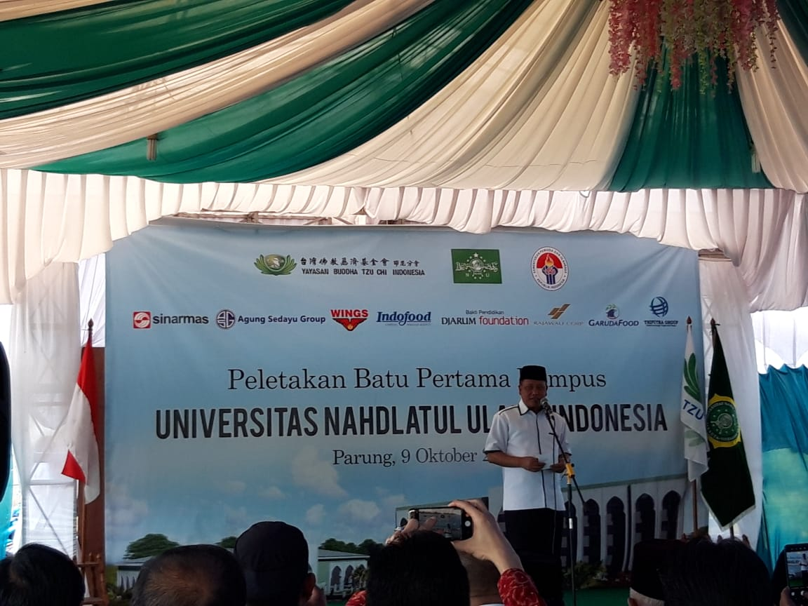 Nahdlatul Ulama Dirikan Universitas di Bogor