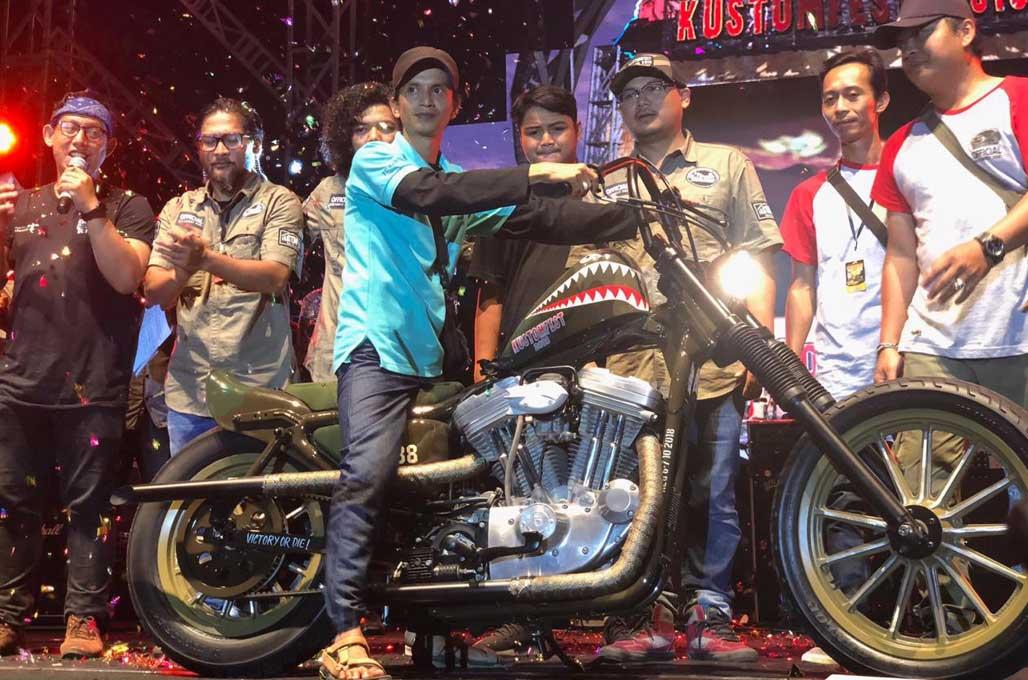'Belo Negoro' Punya Pemilik Baru dari Aceh