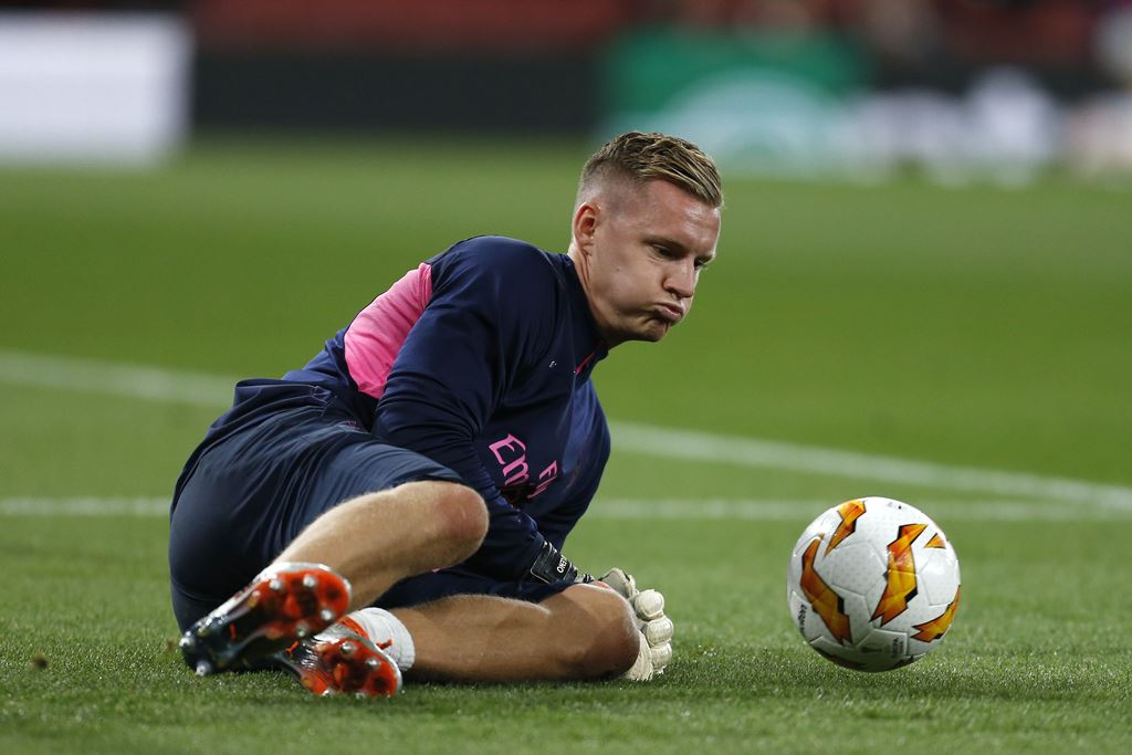 Hadapi Belanda, Jerman Panggil Kiper Arsenal