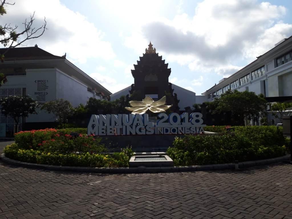 Gubernur Bank Sentral Dunia Berbagi Pengalaman di Bali