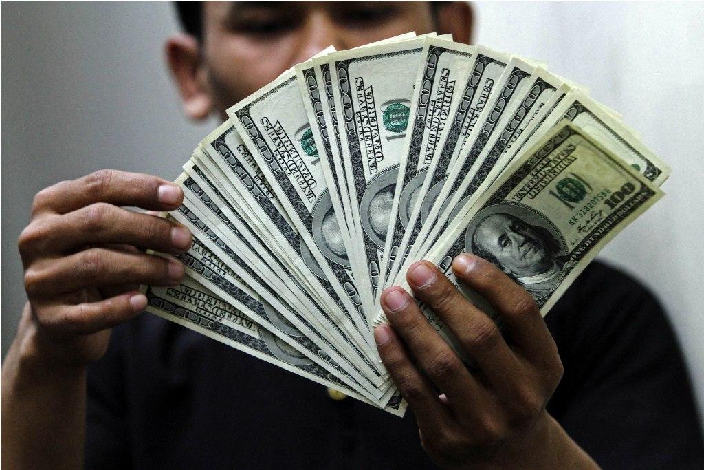 USD Tumbang Usai Poundsterling Menghijau