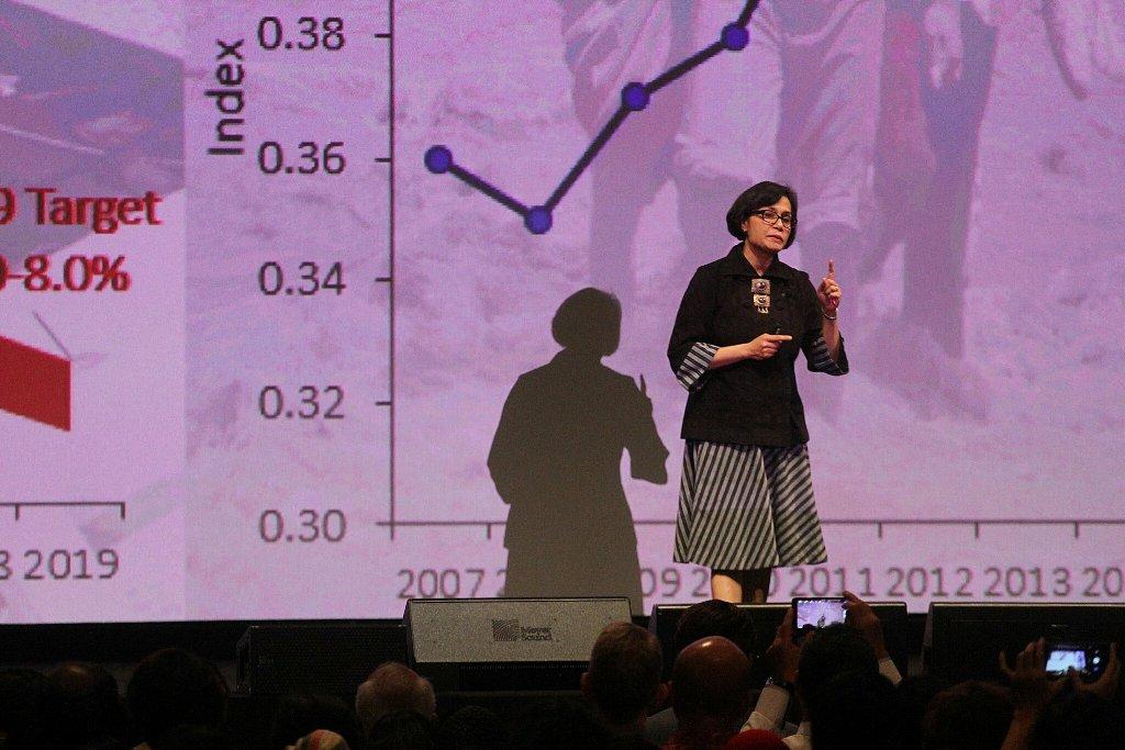 Menkeu: Indonesia Dapat Terdampak Perlambatan Ekonomi Global