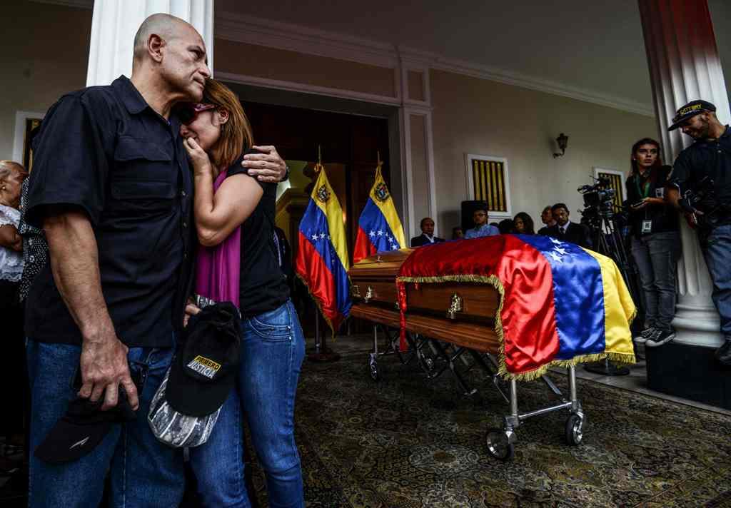Tokoh Oposisi Venezuela Tewas Bunuh Diri
