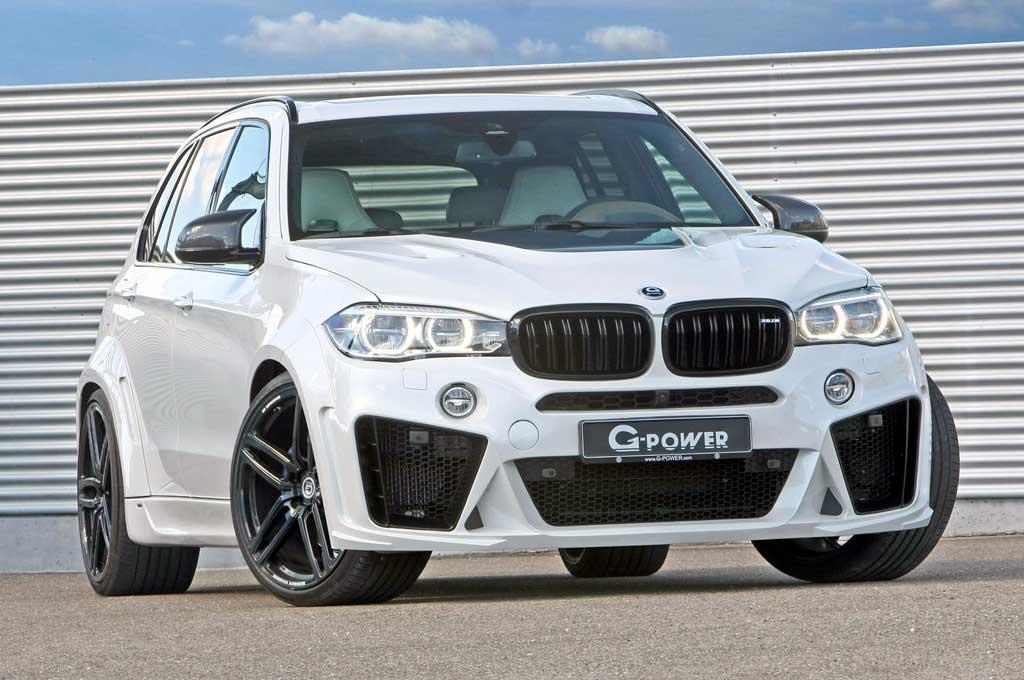 G-Power Bikin BMW X5 Lebih Berotot