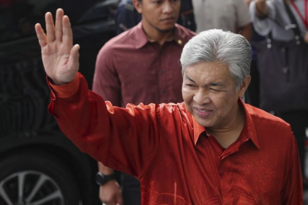 Mantan Wakil PM Kembali Diperiksa KPK Malaysia