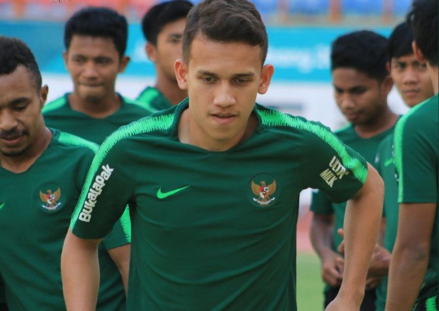 Jelang Piala Asia U-19, Egy Dapat Dukungan dari Suporter Cantik Polandia
