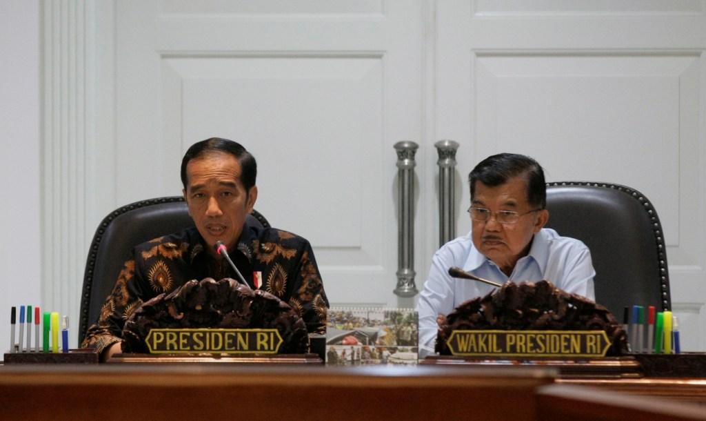 Jokowi: Ekonomi Indonesia akan Jadi Terkuat Keempat