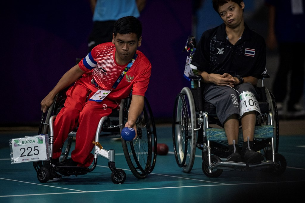 Mengenal Boccia, Olahraga Khusus Penyandang Cerebral Palsy