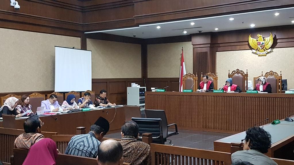 Irman Gusman Ajukan 3 Bukti Baru di Sidang PK