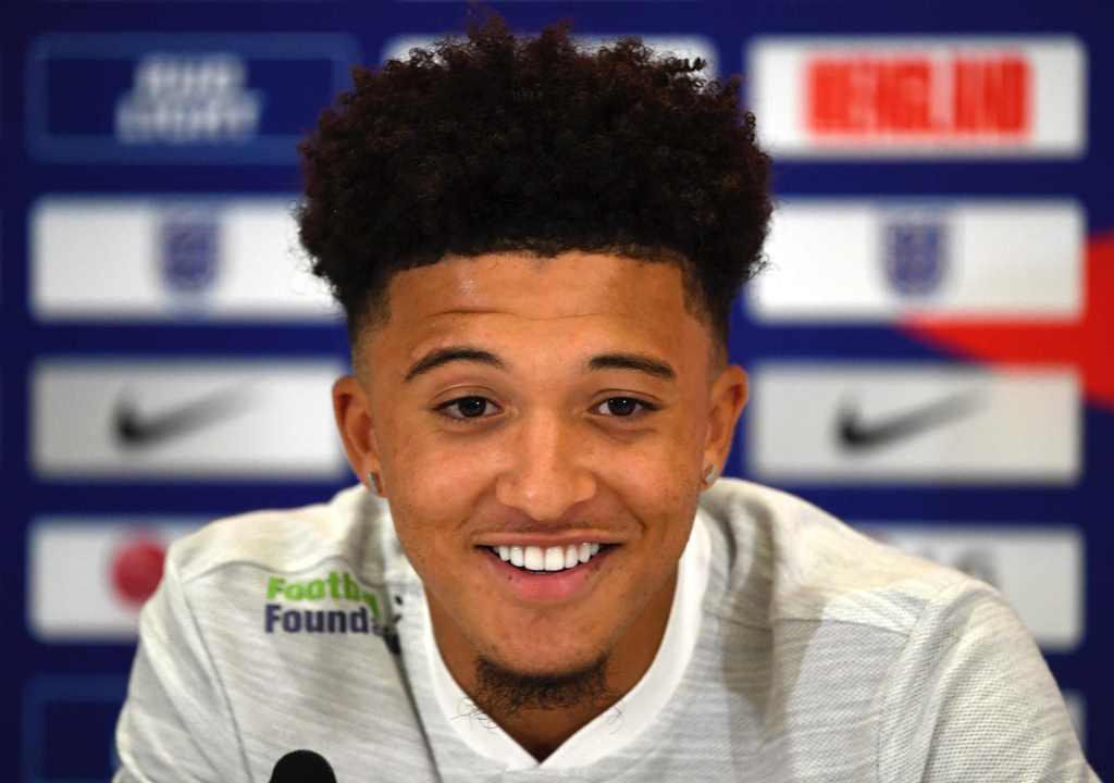 Hadapi Spanyol dan Kroasia, Inggris Panggil Remaja Borussia Dortmund